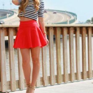 Michael Kors Skater Skirt